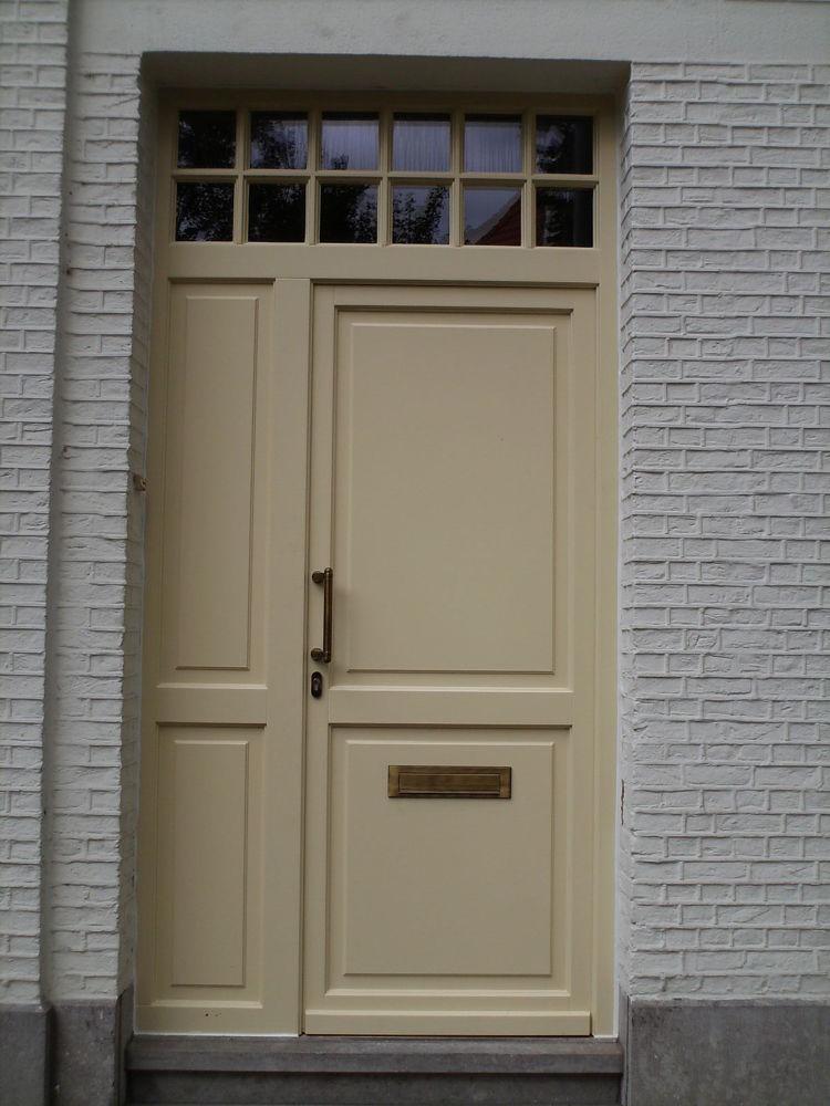 Portes bois belimed menuiseries exterieures 06 for Isolant porte d entree