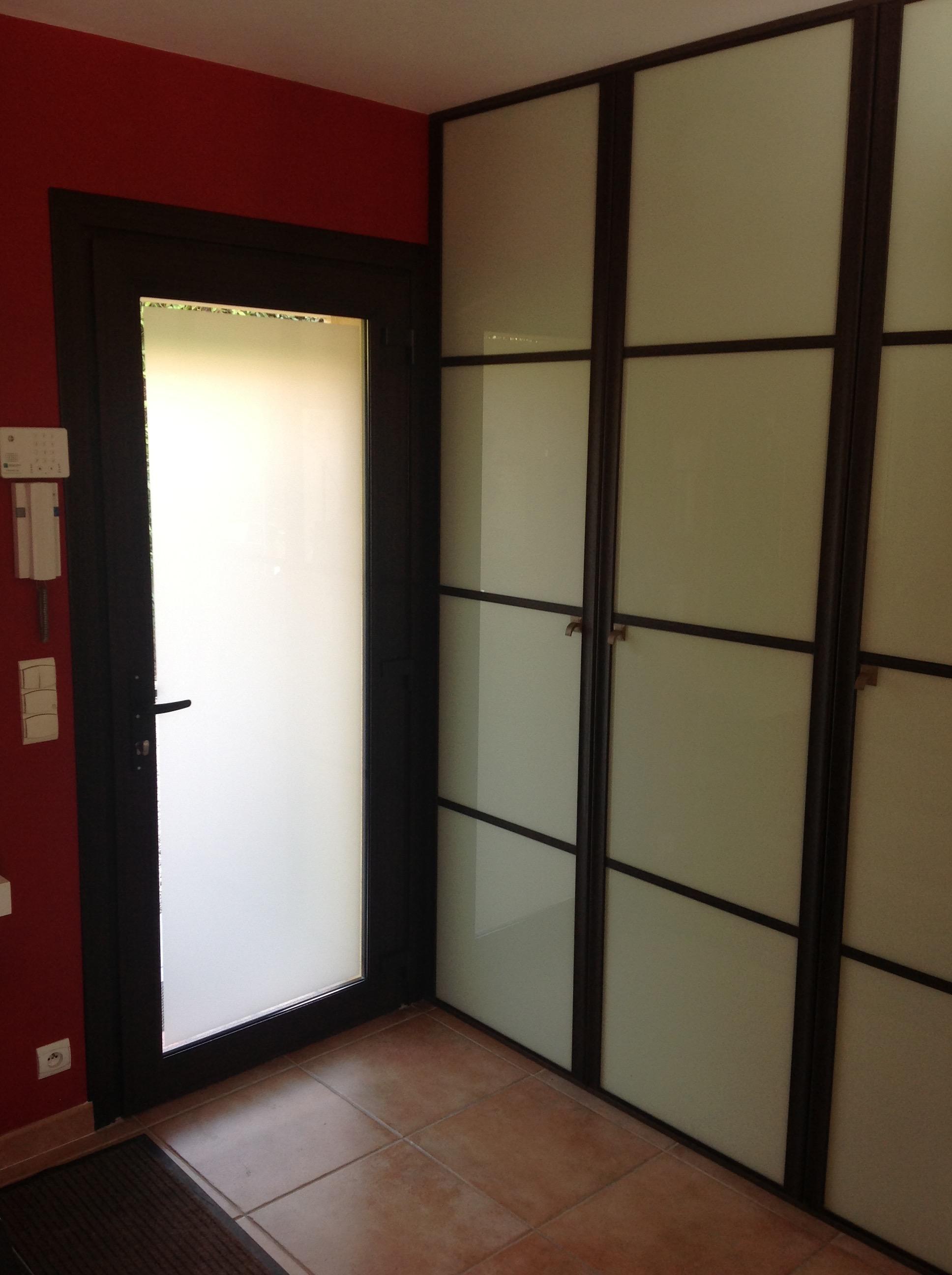 r novation porte d 39 entr e pvc grasse belimed menuiseries exterieures 06. Black Bedroom Furniture Sets. Home Design Ideas
